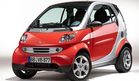 Smart Fortwo – это микролитражный двухместный автомобиль в кузове купе, который был впервые представлен британской компанией Smart GmbH (дочерняя компания Daimler AG) на парижском автосалоне в 1998 году. Название автомобиля «Fortwo» произошло от словосочетания «For Two», что в переводе на русский язык означает «Для двоих». В настоящее время модели такого класса носят название «City Coupe» («городское купе»). До настоящего времени было представлено уже два поколения этой модели.